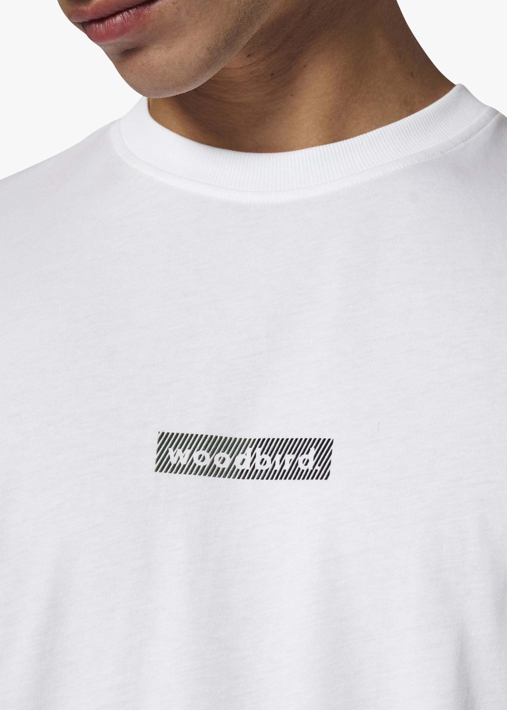 Woodbird Trope Split Tee