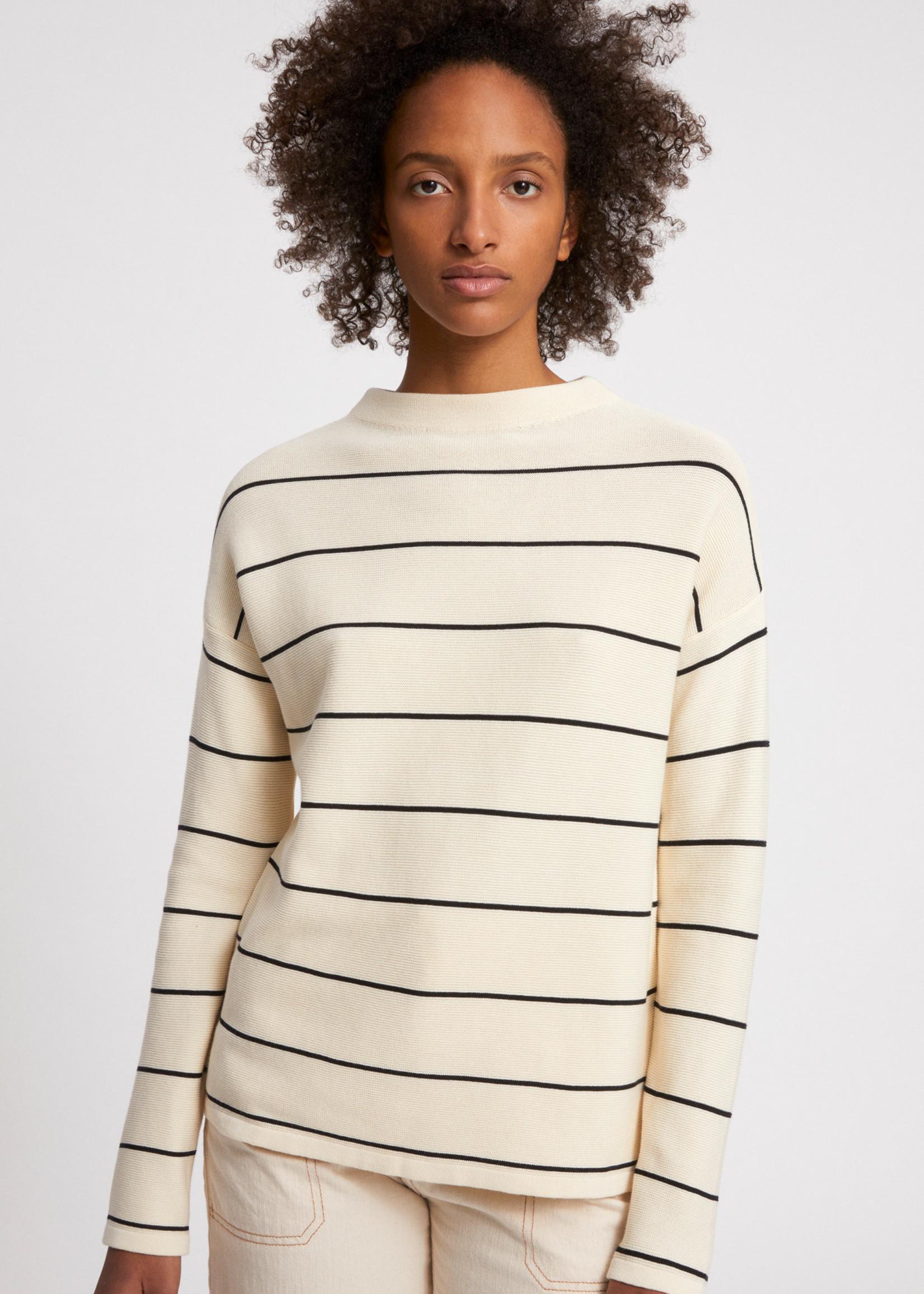 Armedangels Medinaa Fine Stripes Sweater