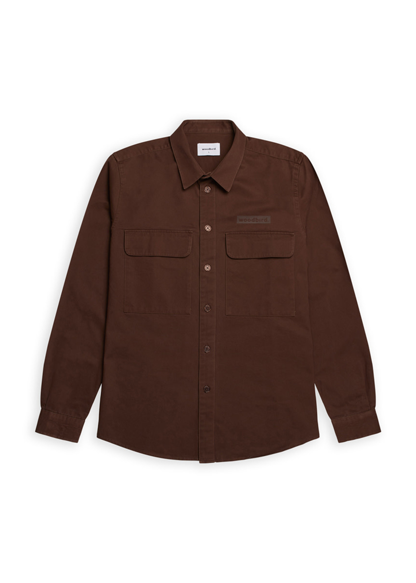 Woodbird Hoxen Work Shirt