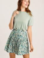 Wearable Stories Fleur Mini Skirt