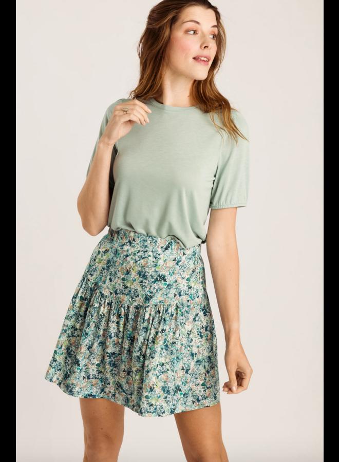 Fleur Mini Skirt