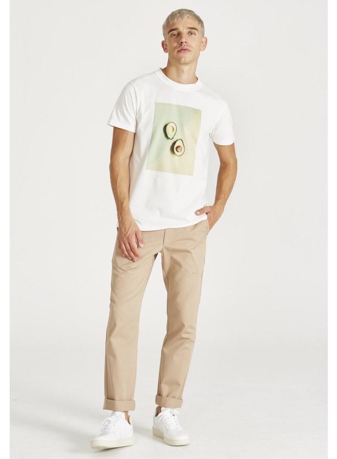 Colby T-shirt (avocado print)