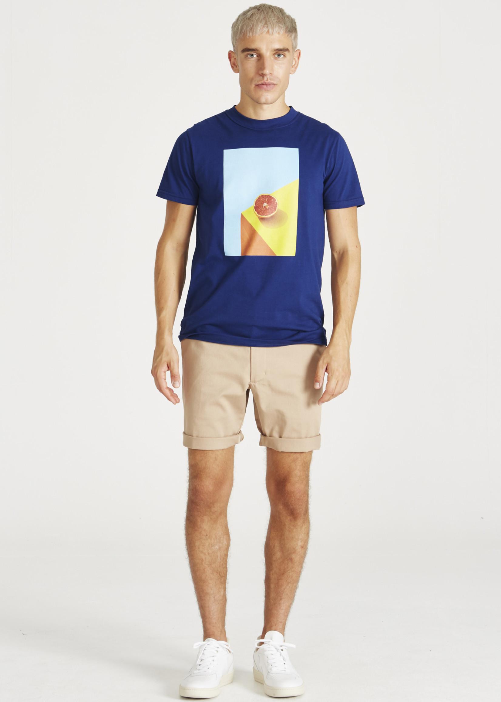 Givn Colby T-shirt (grapefruit print)
