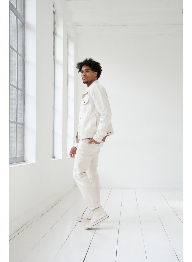 Jim Tapered Undyed