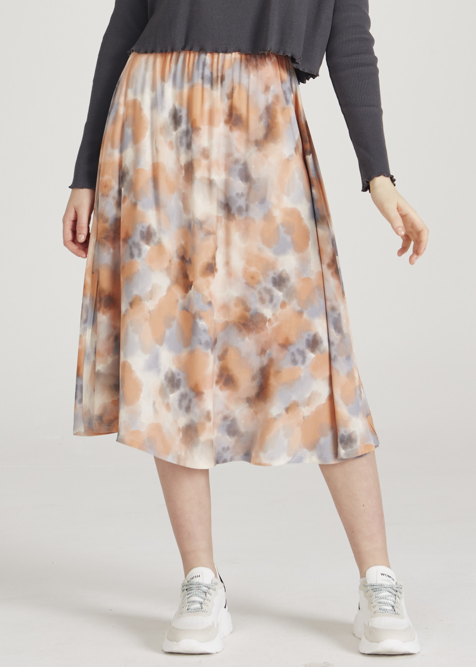 Givn Vana Skirt (printed)