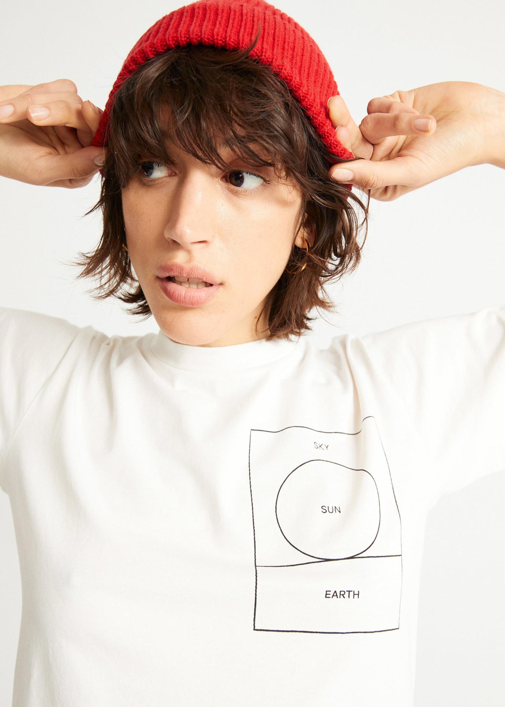 Thinking Mu Ryan Carl T-shirt