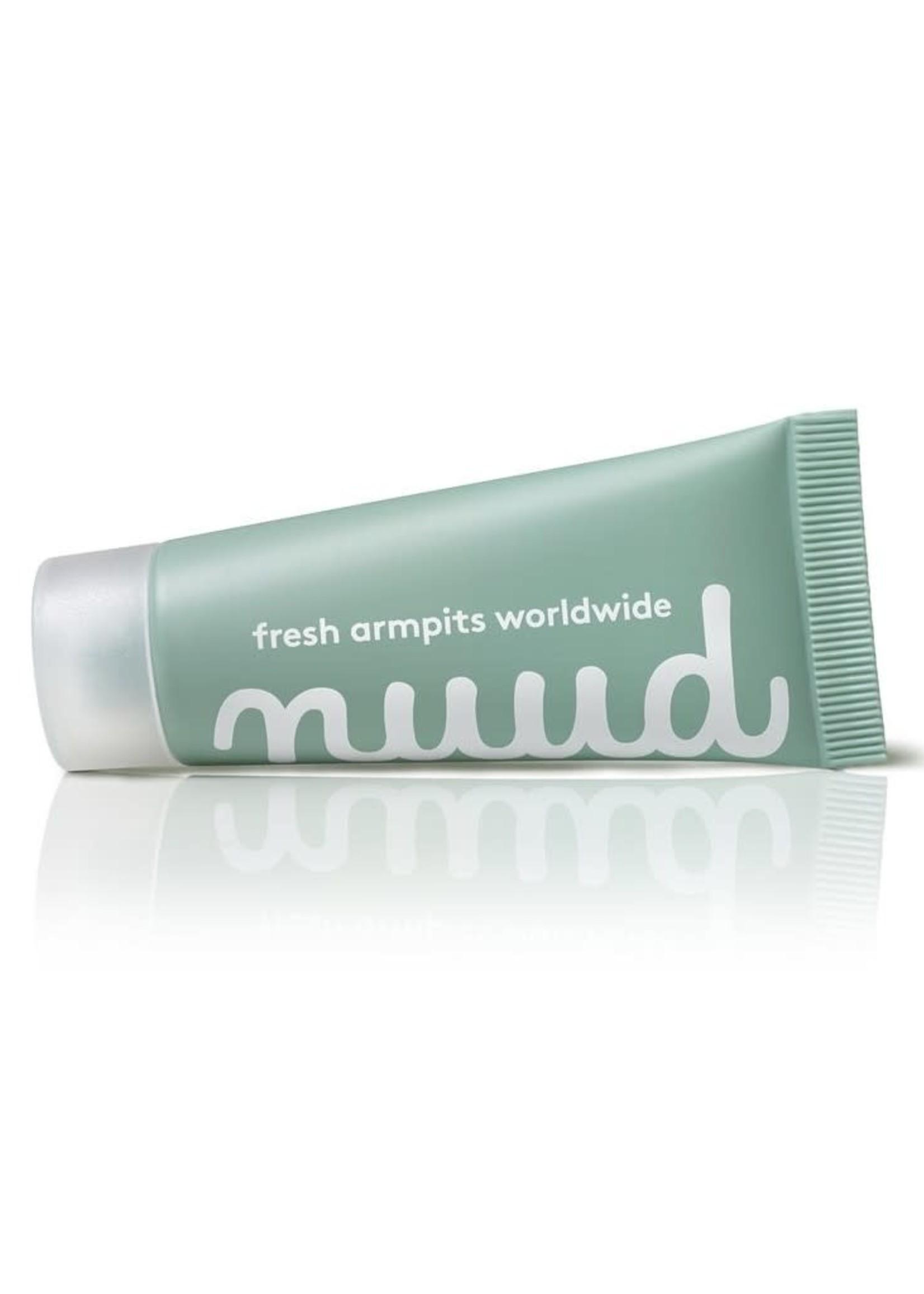 Nuud Limited edition Turqoois Nuud Protective Deo