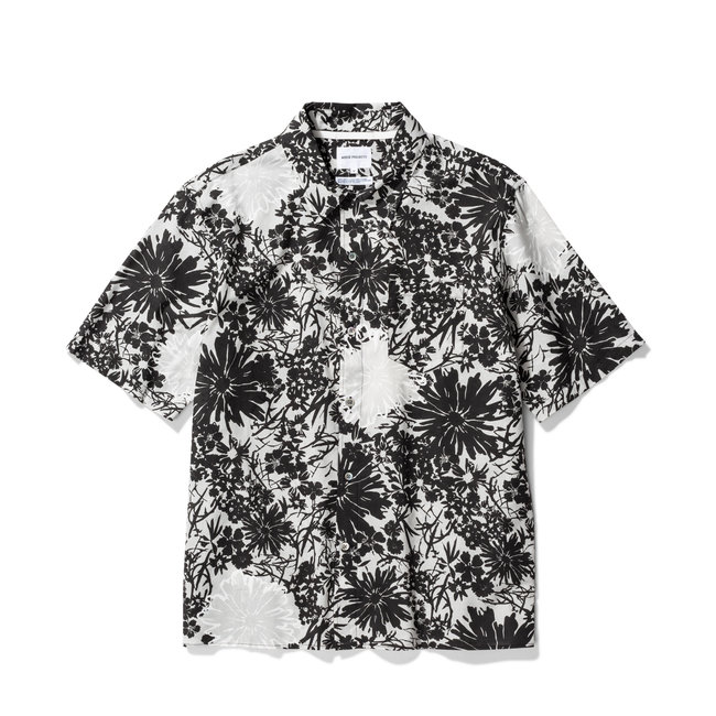 Norse Projects Carsten Flower Print
