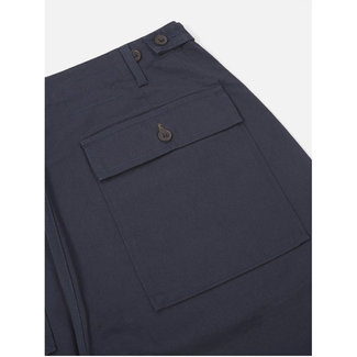 Universal Works Fatigue Pant Navy