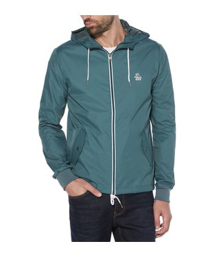 Original Penguin FULL ZIP HOODED RATNER W. STICKER PETE