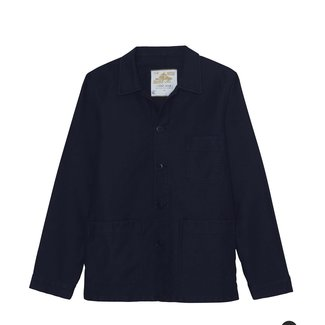 Le Mont st. Michel Genuine Work Jacket Navy