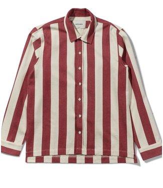 Native North Owen Striped  Overshirt