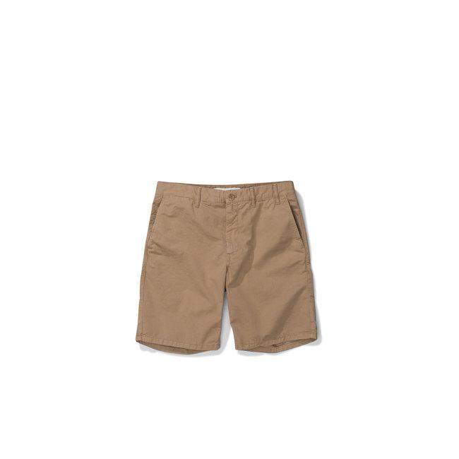 Norse Projects  Aros Light Twill Shorts - Utility Khaki
