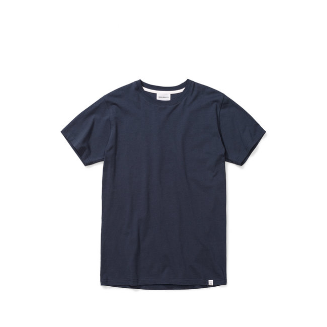 Norse Projects Niels Standard SS - Dark Navy