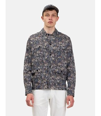 Norse Projects Mads Cotton Lawn Ivy Green