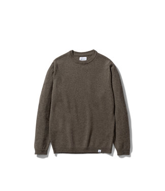 Norse Projects Sigfred Lambswool - Ivy Green