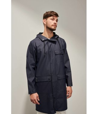 Le Mont st. Michel Malo Raincoat - Navy