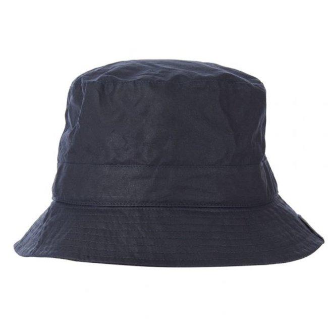 Barbour x Norse Projects Barbour x Norse Project Lightweight Wax Sports Hat - Navy