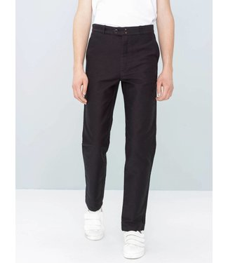 Le Mont st. Michel Genuine Le Mont st. Michel Work Trouser - Black