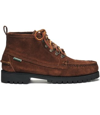 Sebago Ranger Mid Deer - Dark Brown Mustard