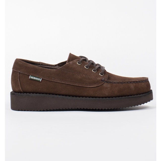 Sebago Askook Suede - Dark Brown