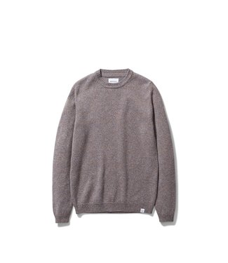 Norse Projects Sigfred Lambswool - Scoria Blue