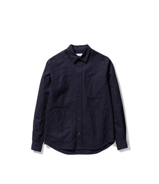 Norse Projects Thorsten Canvas - Dark Navy