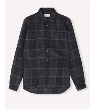 Libertine-Libertine Novel - Grey Melange Check
