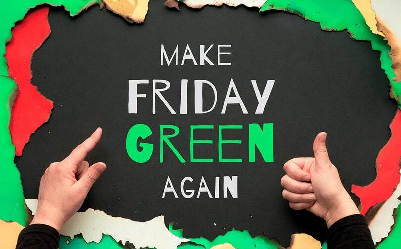 """Green Friday Weekend:  Shop in het """"Walther"""" bos en krijg een boom & certificaat kado"""