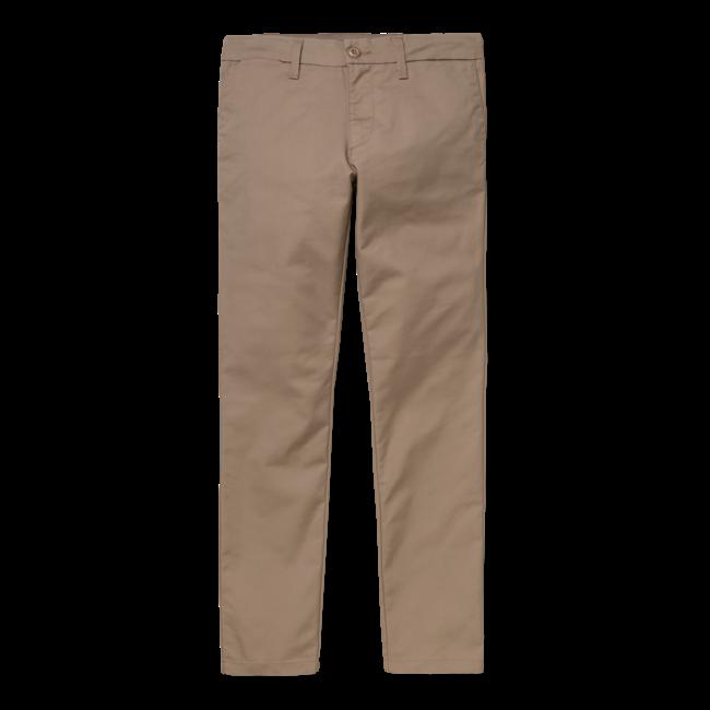 Carhartt WIP Sid Pant - Leather Rinsed
