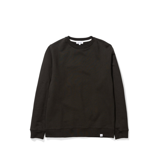 Norse Projects Vagn Classic Crew - Beech Green