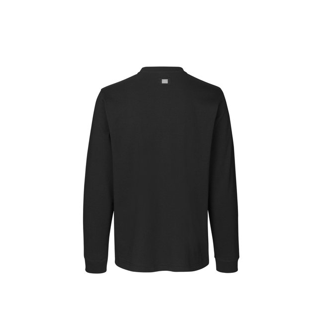 Mads Nørgaard Organic Twin Jersey LS Badge