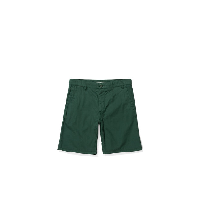 Norse Projects Aros Light Twill Shorts - Dartmouth Green