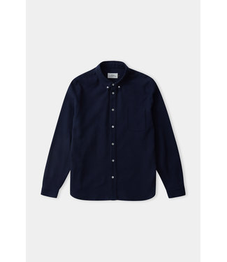 About Companions Ken Shirt - Eco Crepe Navy