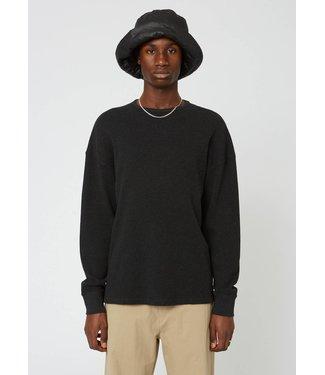 Hope Use Sweatshirt - Dark Grey Melange