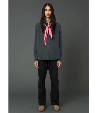 Hope Air Clean Shirt - Faded Black (Lyocell)