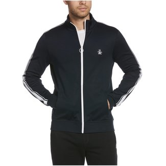 Original Penguin Earl Track Jacket- Dark Saphhire