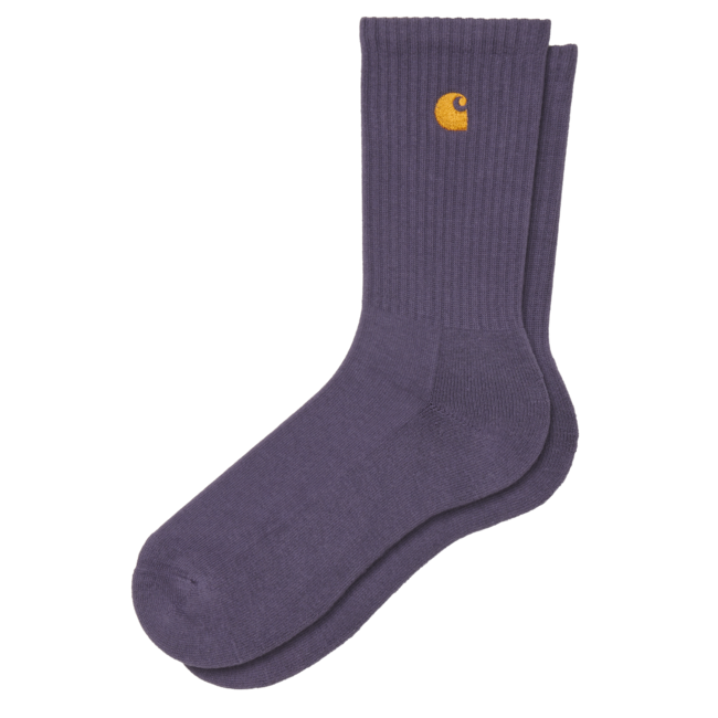 Carhartt WIP Chase Socks - Provence/Gold