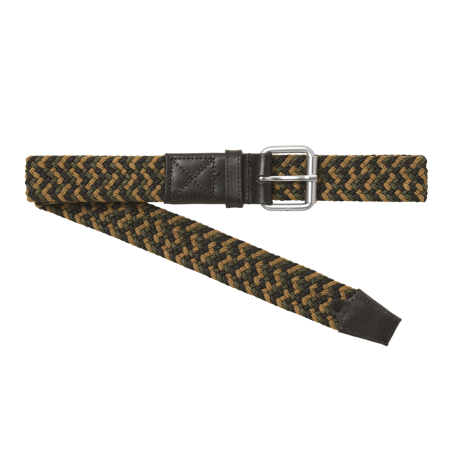 Carhartt WIP Jackson Belt - Multicolor Black