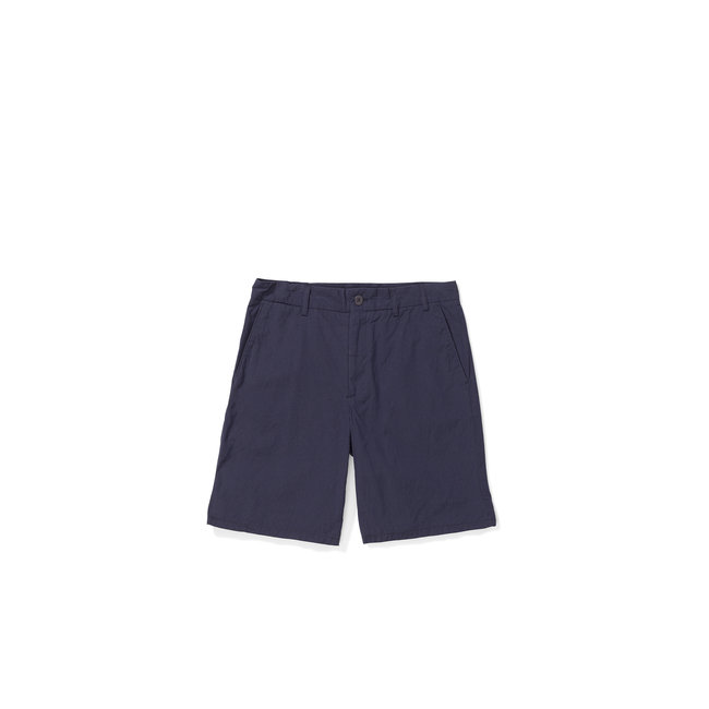 Norse Projects Aros Micro Texture - Dark Navy