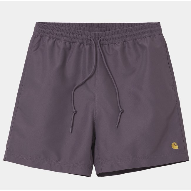 Carhartt WIP Chase Swim Trunk - Provence / Gold