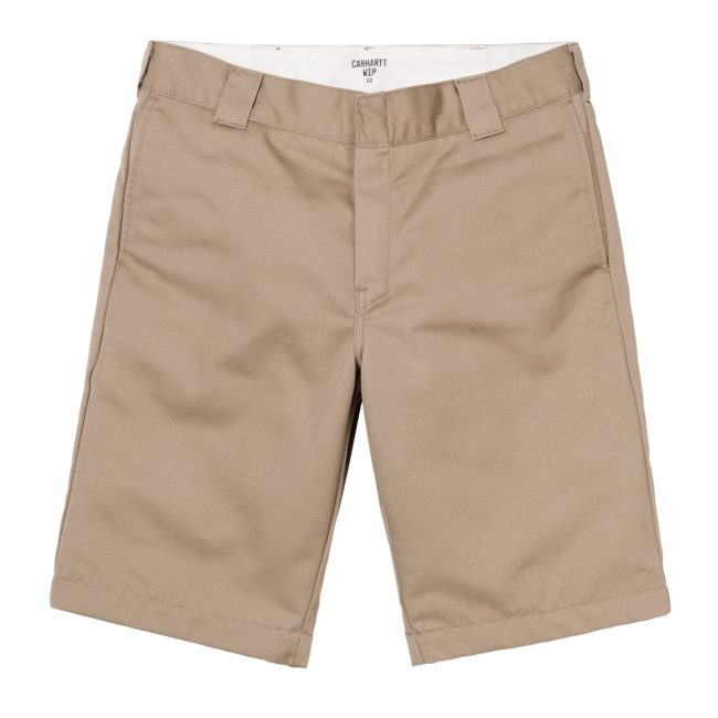Carhartt WIP Master Short - Leather Rinsed