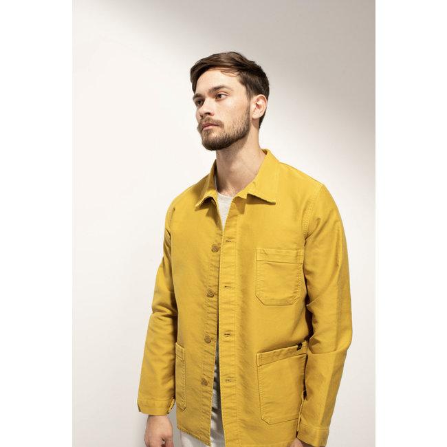 Le Mont st. Michel Genuine Work Jacket - Citrus