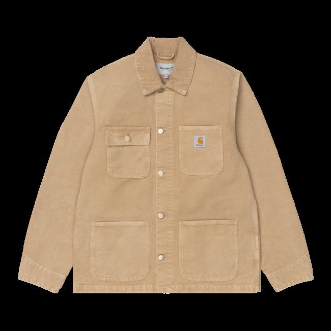 Carhartt WIP Michigan Coat - Dusty H Brown