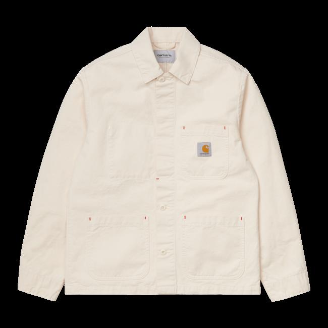 Carhartt WIP Wesley Jacket - Natural