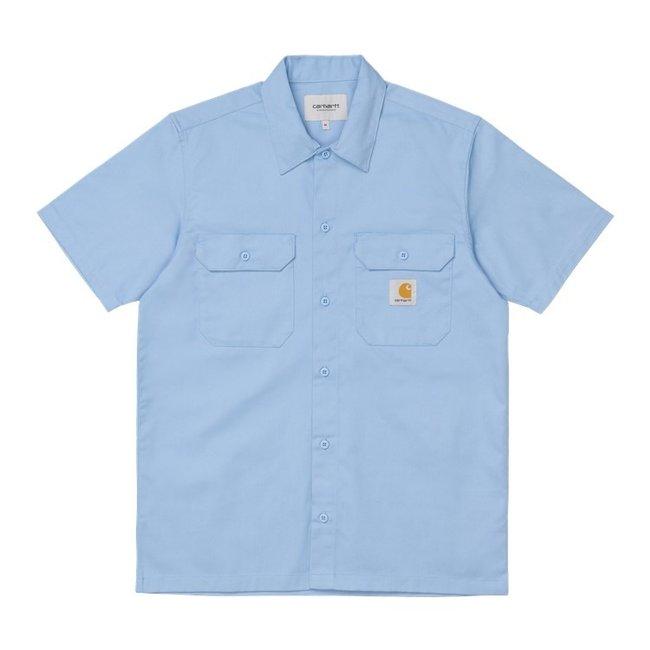 Carhartt WIP S/S Master Shirt - Wave