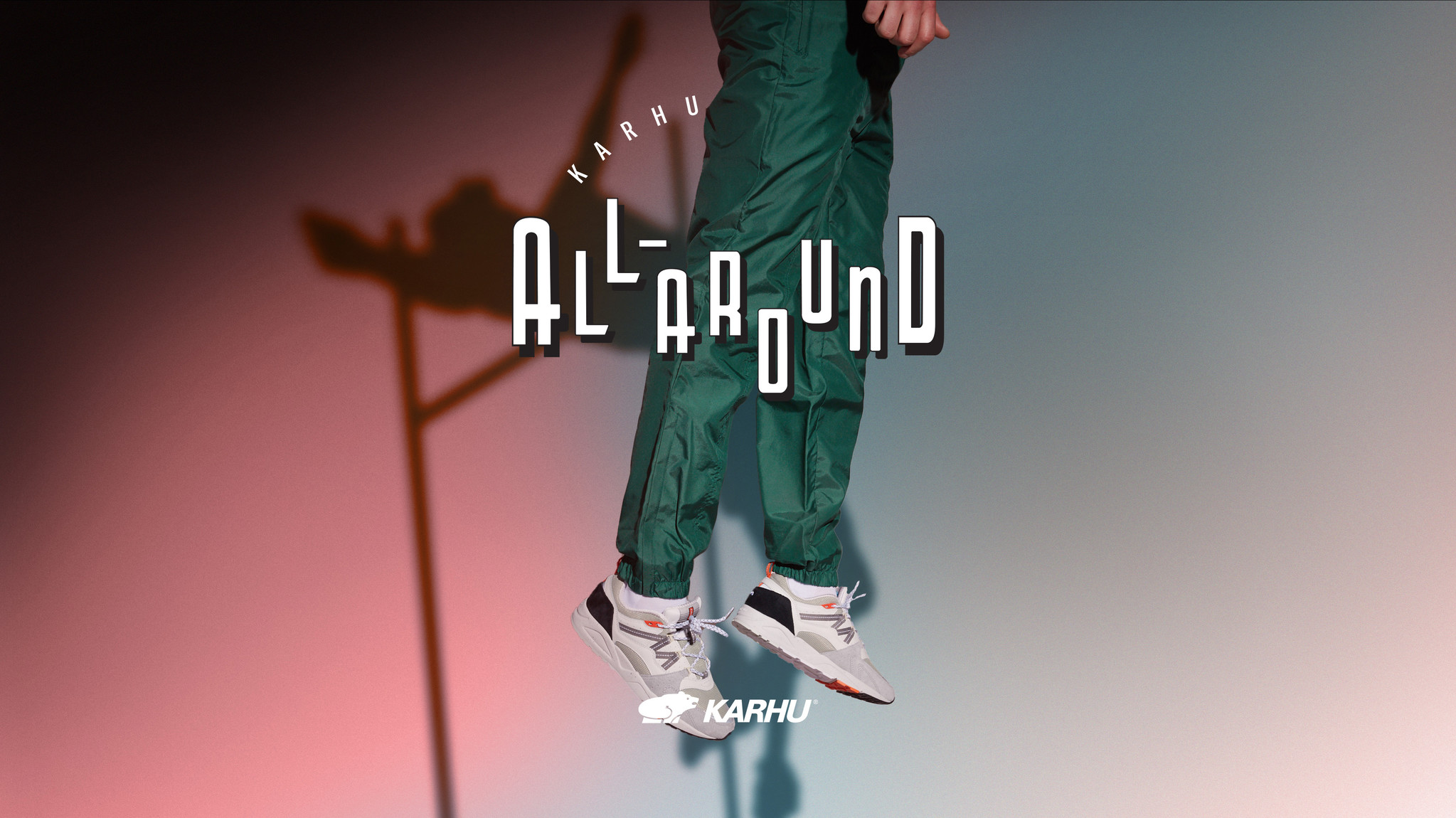 "Sneaker Release  ""Karhu All Around"" 9 th april"