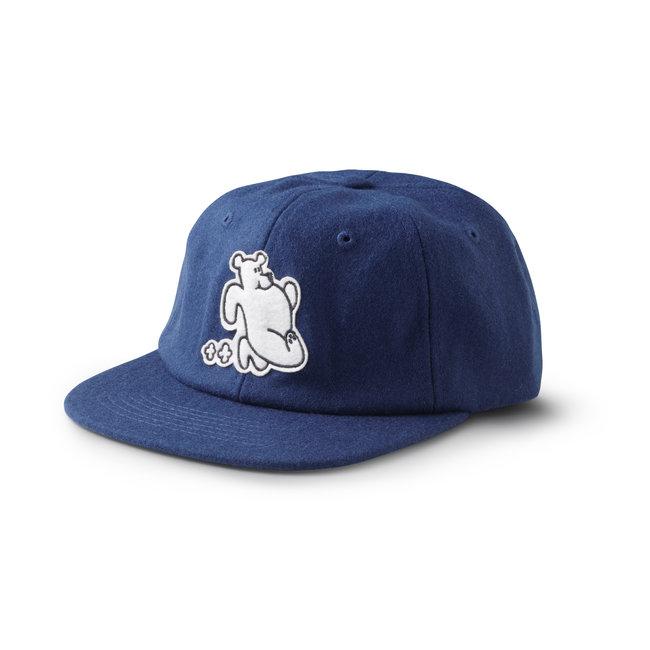 Karhu Trampas Bear Cap Ensign Blue/White