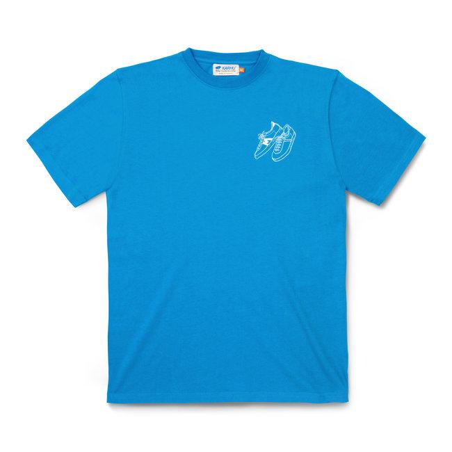 Karhu Trampas Sneakers T-shirt Campanula/White
