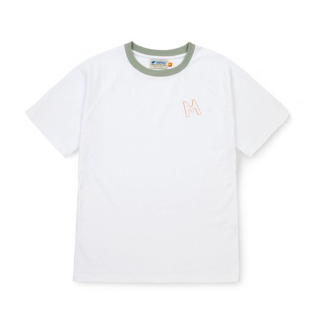 Karhu M-Symbol T-shirt - White/Desert Sage